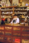 Curt Mason, O'Hurley's shopkeeper, Shepherdstown, WV
