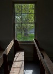 Gary Budke, Dunker Church Interior/Exterior, Antietam National Battlefield, NHP