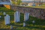 Gary Budke, Mumma Cemetery at Dawn, Antietam National Battlefield, NHP