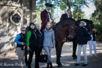 Linda, Marie, Trish and Wendy at The Portuguese School of Equestrian Art, Queluz