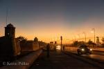 Pre-dawn on the Malecon.