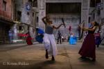 Afro-Cuban dance troupe.